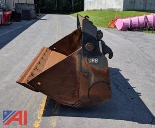 JRB All Purpose Clamshell Bucket