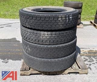 Goodyear G282 Drive Tires