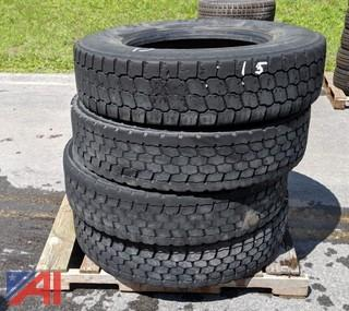 Continental HDL Drive Tires