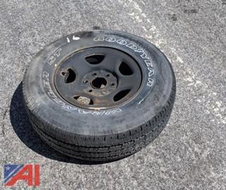 Goodyear Wrangler Tire