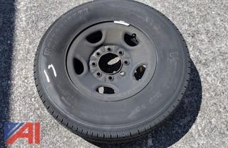 Bridgestone V Steel Tire