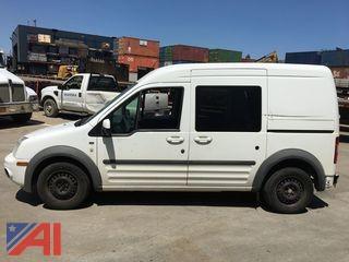2012 Ford Transit Connect XLT Van