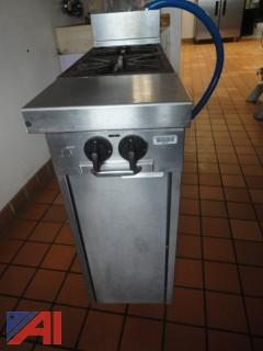 Southbend Stainless Steel Stove & Sink