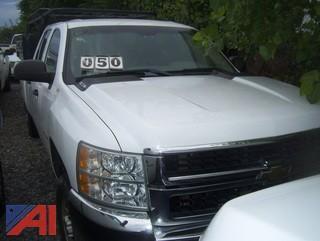 2008 Chevy Silverado 2500HD Pickup Truck