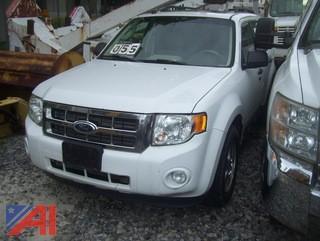 2012 Ford Escape SUV