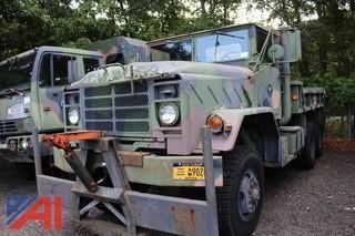 1984 AM General Cargo Truck