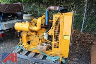 Cummins 6 Cylinder Diesel Engine