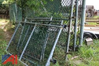 Galvanized Fencing and Parts