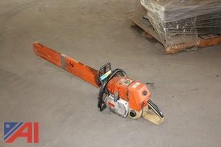 Stihl 084 AV 4' Chainsaw