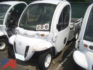 2002 GEM E825 Electric Car