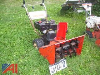 "Yard Man 26"" Snowblower"