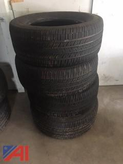 Goodyear Eagle RS-A Mud & Snow Truck Tires