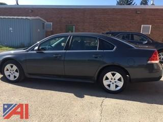 2010 Chevy Impala 4 Door