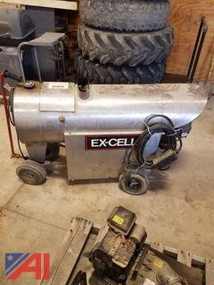 EX-CELL Pressure Washer/Steam Cleaner
