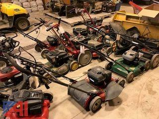 Miscellaneous Lawn Mowers and More