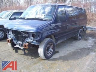 1993 Ford E350 Van