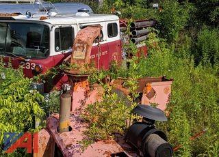 1978 Mack Tanker Truck
