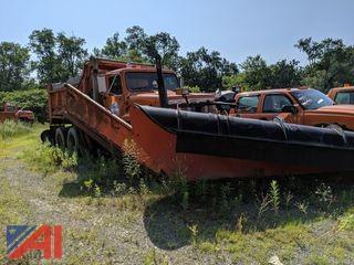 1999 International 2674 Dump Truck & Plows