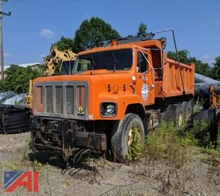 1998 International 2674 Dump Truck