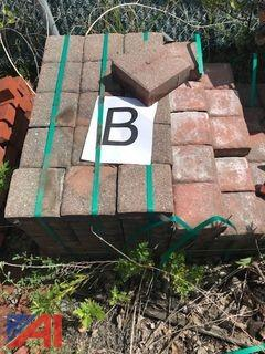(B) Square Red Bricks