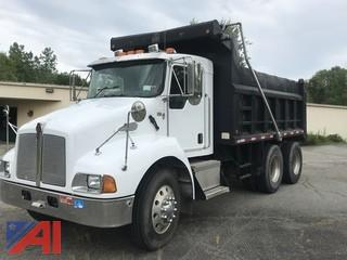 2007 Kenworth T-300 Dump Truck
