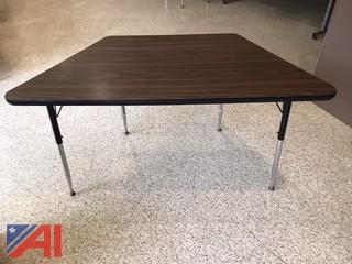 Tripod Desk Tables