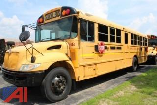 2009 International 3800 School Bus