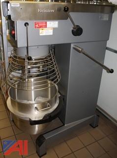 60 Qt Varimixer W60A Floor Mixer