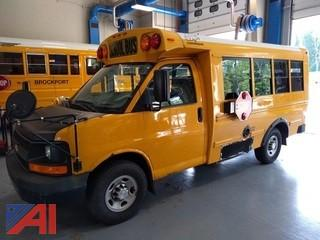2009 Chevy Express Mini School Bus