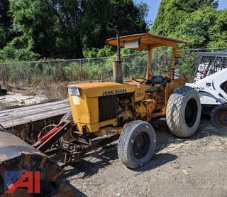 1982 John Deere 301A Tractor