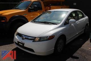 2007 Honda Civic Sedan CNG