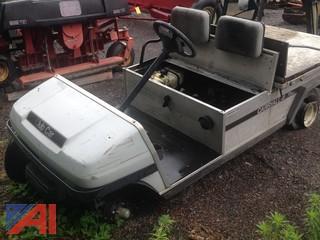 Club Car Carryall Utility Vehicle