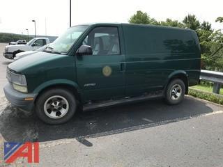 2001 Chevrolet Astro Van