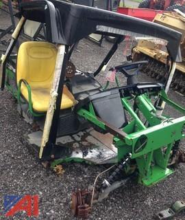 John Deere Gator HDX 4x4 Utility Vehicle Frame