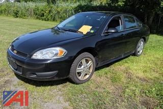 2012 Chevrolet Impala Sedan/Police Vehicle