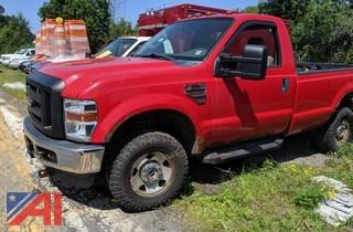 2008 Ford F350 XL Super Duty Pickup Truck