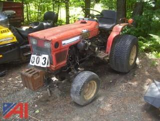 1988 Yanmar YM 180D Tractor