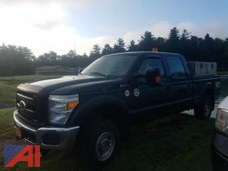 2011 Ford F250 Super Duty King Cab Pickup Truck
