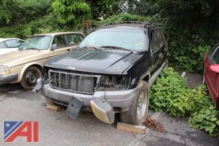 1998 Jeep Grand Cherokee Laredo SUV
