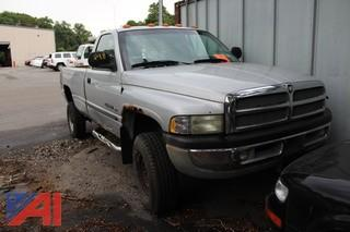 2002 Dodge 2500 Pickup Truck