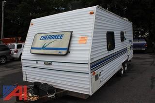 Cherokee Lite Travel Trailer