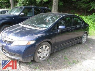 2010 Honda Civic LX 4 Door