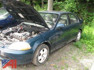 1997 Honda Civic 4 Door