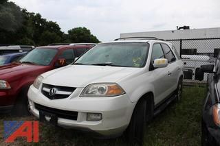 2006 Acura MDX SUV