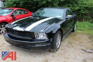 2006 Ford Mustang Coupe/Convertible