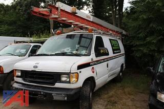 1999 Ford E350 Super Duty Van
