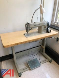 Mitsubishi Highlead Industrial Sewing Machine