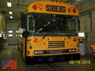 2008 Blue Bird All American School Bus