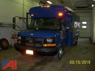 2005 Chevrolet/Blue Bird Express 3500 Mini School Bus