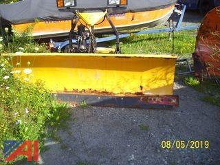 7.5' Fisher Plow